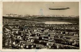Zürich- Graf Zeppelin - ZH Zürich