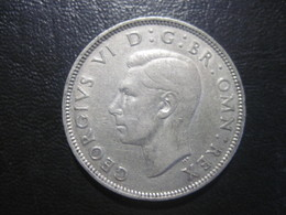 GREAT BRITAIN -  Shilling 1944 XF+ - 1902-1971 : Post-Victorian Coins