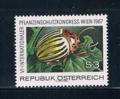 Austria 796 MNH Potato Beetle 1967 (A0264)+ - Autriche