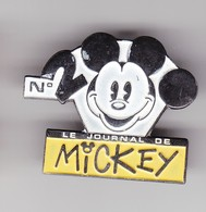 Pin's N° 2 Le Journal De Mickey Réf 5702JL - Disney