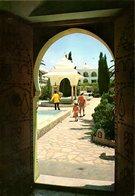 TUNISIE. Carte Postale écrite. Hôtel Fourati D'Hammamet. - Hotels & Restaurants
