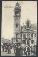 +++ CPA - BRUSSEL - Exposition BRUXELLES 1910 - Palais De La Ville De Bxl   // - Expositions Universelles