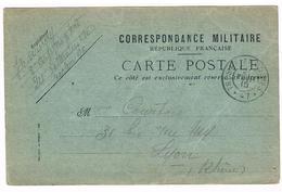 Carte Postale - Correspondance Des Armées De La République 1915 - Guerre 1914-18