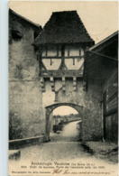 Chateau De Lucens - VD Waadt