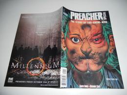 PREACHER SPECIAL THE STORY OF YOU KNOW WHO N°1 DC VERTIGO EN V O - Magazines