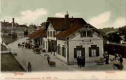 Bahnhof Herisau - AR Appenzell Ausserrhoden