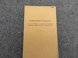 Militaires De La Gendarmerie D'Outre-mer Rejoignant Leur Poste Ou Rentrant En Congé - 119/06 - Livres, BD, Revues