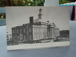Cpa County Court House, Independence, Missouri.  Lambert Moon - Independence