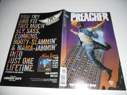 PREACHER N°26  DC VERTIGO EN V O - Magazines