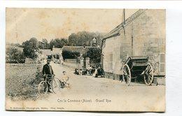 CPA  02 : CYS La Commune   La Grand Rue      VOIR  DESCRIPTIF §§§§§ - France