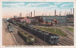 Americab Steel Lebanon Train - Other