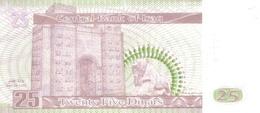 IRAQ P.  86 25 D 2001 UNC (2 Billets) - Irak