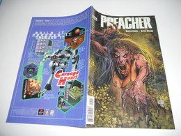 PREACHER N°25  DC VERTIGO EN V O - Magazines