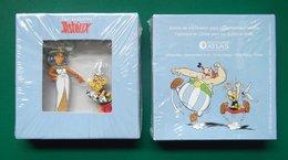 LES ARCHIVES ASTERIX EDITIONS ATLAS ASTERIX & CLEOPATRE - Asterix & Obelix