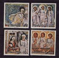 VATICAN  1990  N 878 / 81 Neuf X X Série Compl. - Vatican