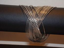Bracelet Multiple En Métal Argenté ( 30 ) - Bracelets