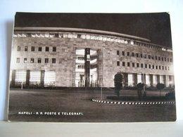 1942 - Napoli - R.R. Poste E Telegrafi - Cartolina D'epoca - Poste & Postini
