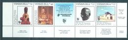 VENEZUELA  - MNH/** - 1991 - ST IGNACE DE LOYOLA - Yv 1517-1520 - Lot 18478 - Venezuela