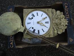 PENDULE COMTOISE - Horloges