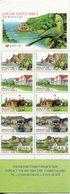 AFRIQUE DU SUD 1998 - 1159-1163MH (complète.Edition.) Carnet De Timbres Neuf Avec Gomme Originale -Tourisme - Carnets