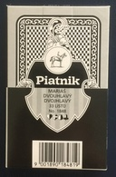 Marias Dvojhlavy Playing Cards, Piatnik #1848, New, Open - Playing Cards (classic)
