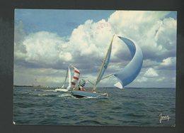 CPM - YACHTS DE COURSE - - Sailing Vessels