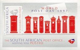 AFRIQUE DU SUD 1997 - SOUTH AFRICA - BLOC ZUID AFRIKA Yt. Blok 60 MNH** 1997 - Blocs-feuillets