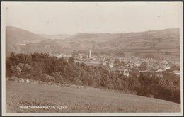 Moretonhampstead, Dartmoor, Devon, C.1930 - Chapman & Son RP Postcard - England