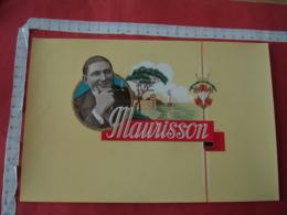 Maurisson Portrait Home  Port Voilier Homme Medaille  Etiquette  Cigare Cigares - Etiquettes