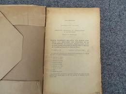 Notice Technique Relative Aux Effets Communs (habillement Des Militaires Non Officiers De Gendarmerie) - 72/06 - Livres, BD, Revues