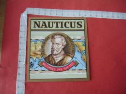 Magellan Nauticus Etiquette  Cigare Cigares - Etiquettes