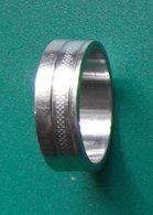BAGUE HOMME ACIER - Rings