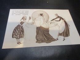 Fantasiekaart, Reclame, Le Corset Cet Instrument De Torture, Est Evite , Grace A L'Urodonal Qui Combat L'obesite - Autres