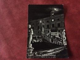 Italia. Palermo. Piazza Pretoria. Notturno 1961 - Palermo