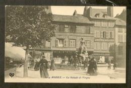 CP-RODEZ - La Naïade De Vergne - Rodez