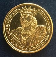 Slovakia, Svatopluk, Devin, Souvenir Jeton - Tokens & Medals