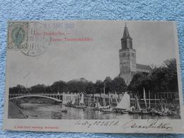 5 Cpa Finland Abo Turku Naantali 1902-03 - Finlande