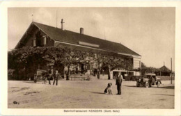 Kerzers - Bahnhofrestaurant - FR Fribourg