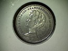 Luxembourg 50 Centimes 1914 ESSAI - Argent - Luxembourg