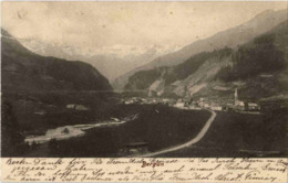 Bergün - GR Grisons