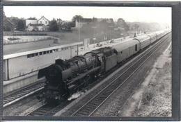 Photo Originale Allemande 1972 Thesdorf  Railway Train Locomotive Cliché Marc Dahlström - Trains