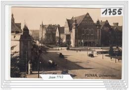 7247 AK/PC/CARTE PHOTO/1755/POZNAN UNIWERSYTET 1934/TTB - Polonia