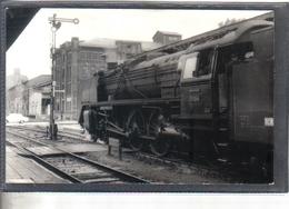 Photo Originale Allemande 1968 Schwerin  Railway Train Locomotive Cliché Marc Dahlström - Trains