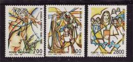 VATICAN  1990  N ° 872 / 74  Neuf X X Série Compl. - Vatican