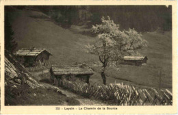Leysin - VD Vaud