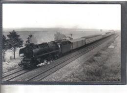 Photo Originale Allemande 1972  Oldersum Railway Train Locomotive Cliché Marc Dahlström - Trains