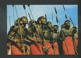 CPM - AFRICAN DANCERS - - Cartes Postales
