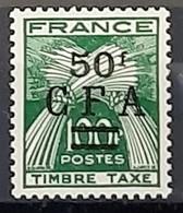 REUNION - TAXE - N° 44 - Neuf AVEC Charnière * / MM - Reunion Island (1852-1975)
