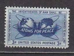 PGL - ETATS UNIS UNITED STATES Yv N°597 ** - Etats-Unis