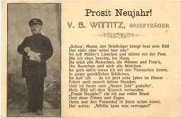 Briefträger - Neujahr - Poste & Facteurs